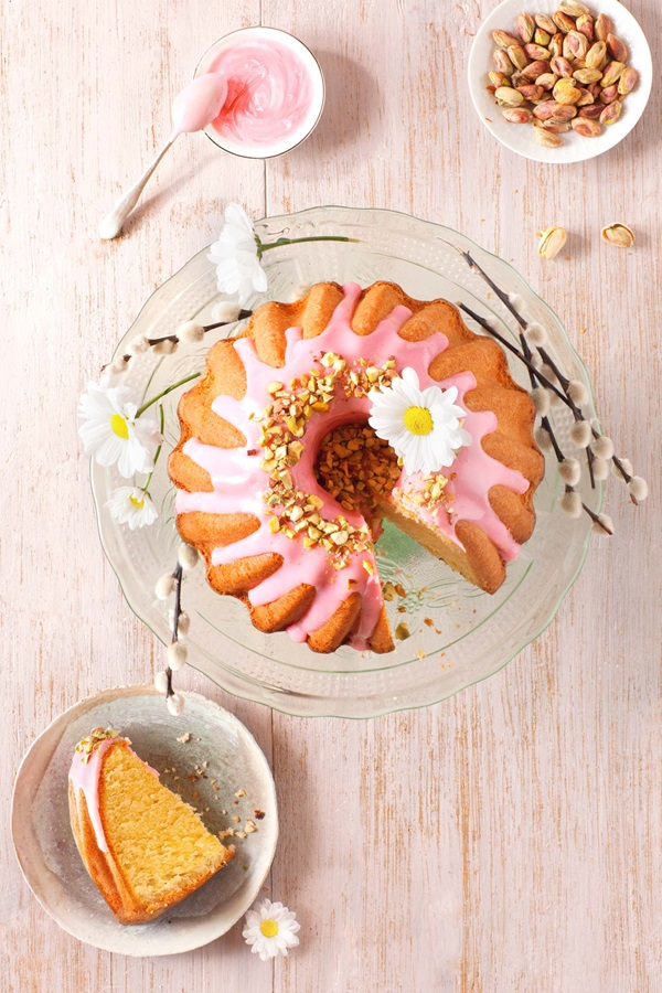 recipe image Citrussockerkaka Glaserad